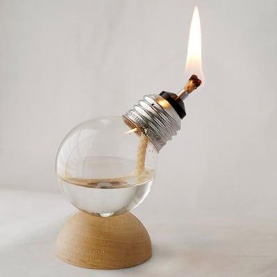 ampoule bougie