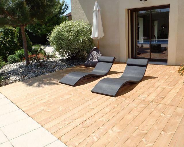 terrasse bois composite entretien