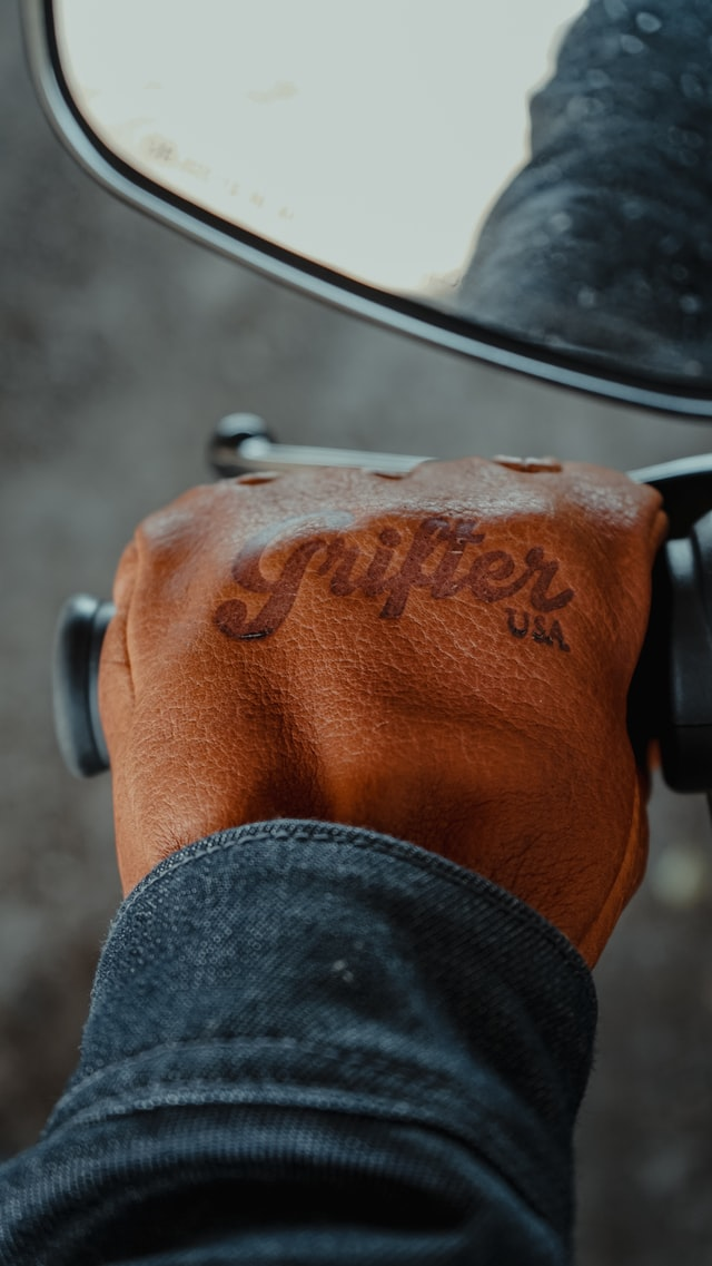 équipement moto estival : les gants
